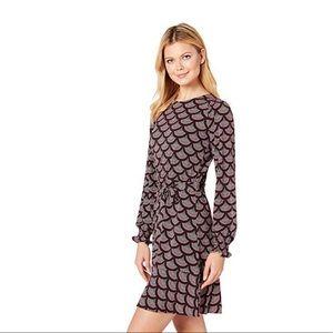 Michael Kors Chandler Above Knee Printed Dress-NWT